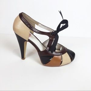 Pinup Couture | Bettie PInup Look High Heels